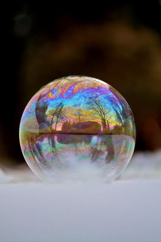 мыльные пузыри на морозе_1