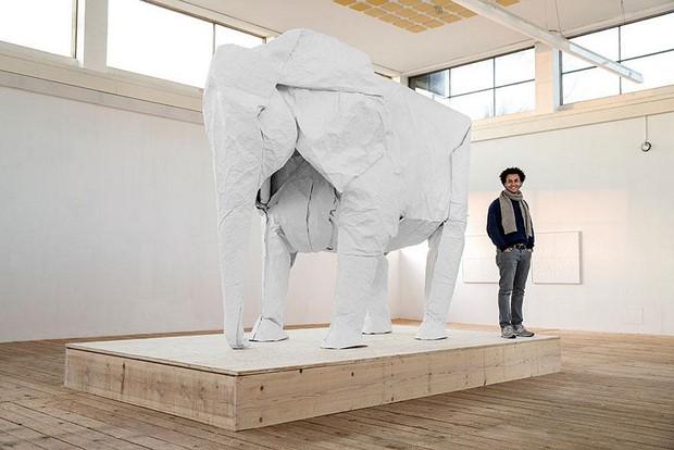 Origami-slon-2