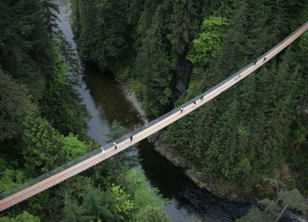 мост Капилано-8