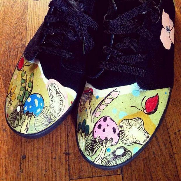 Shoes Laces out Studios -9