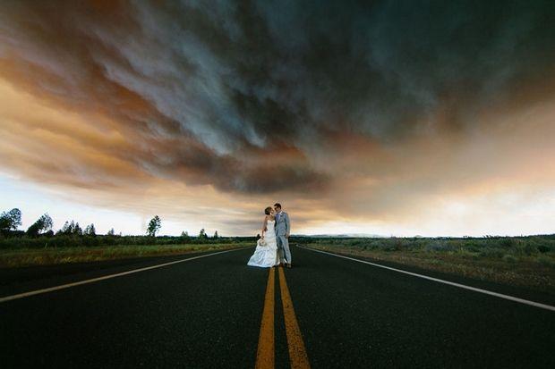 Церемония свадьбы-12