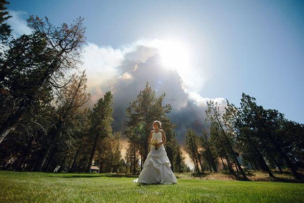 Церемония свадьбы-8