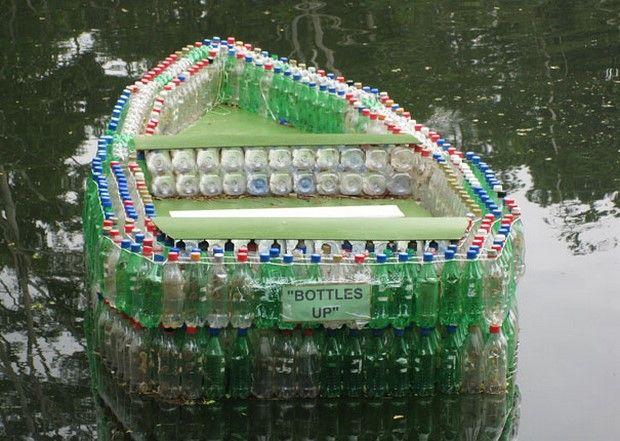 Вторая жизнь пластиковых бутылок-20