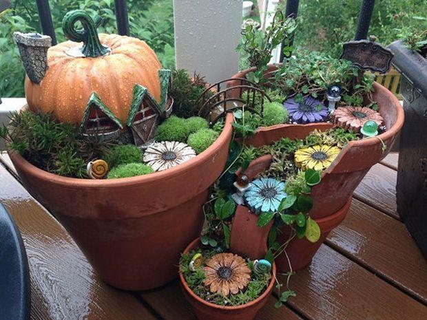 миниатюрный сад-10