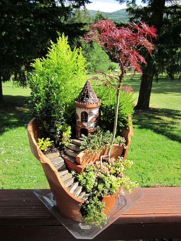миниатюрный сад-4