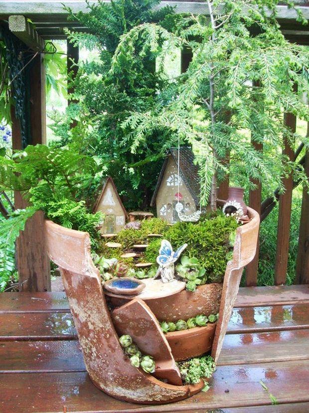 миниатюрный сад-6