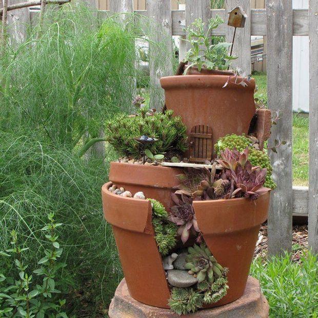 миниатюрный сад-9