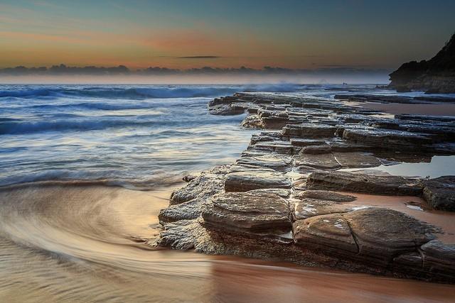 Пляж Туриметта в Австралии-10