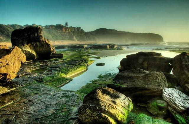 Пляж Туриметта в Австралии-11