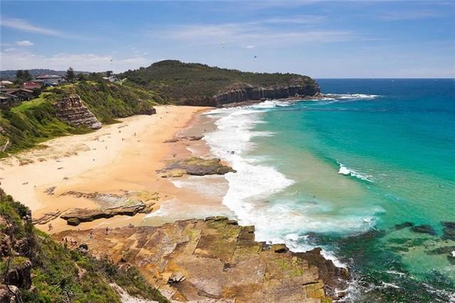 Пляж Туриметта в Австралии-12
