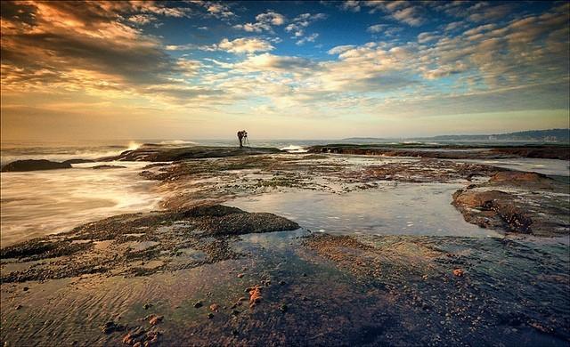 Пляж Туриметта в Австралии-5