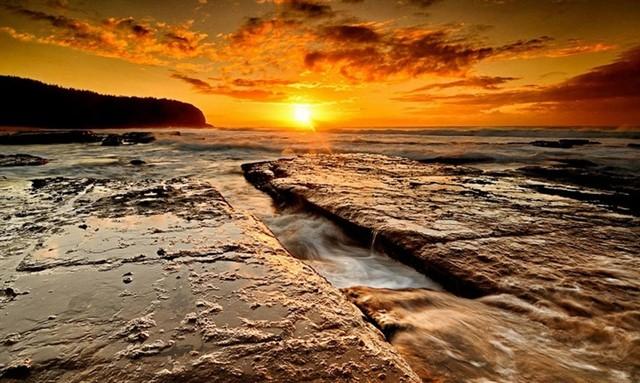 Пляж Туриметта в Австралии-6
