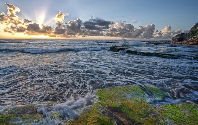 Пляж Туриметта в Австралии-7