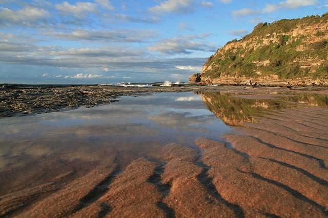 Пляж Туриметта в Австралии-9