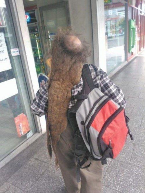 Люди котрым не нужна парикмахерская-3