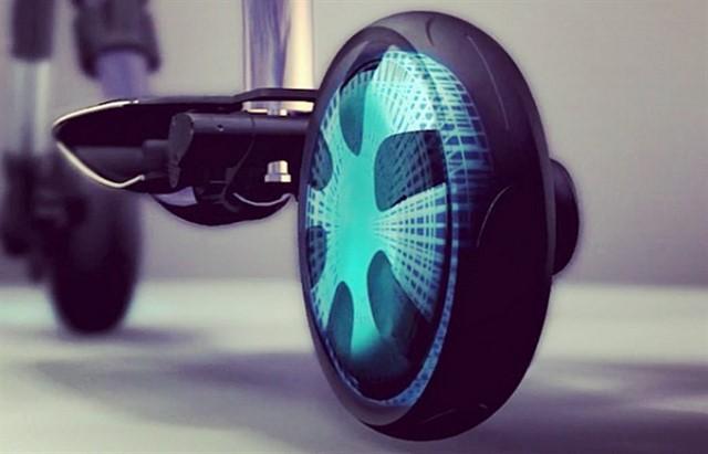 Мини скутер INU-2
