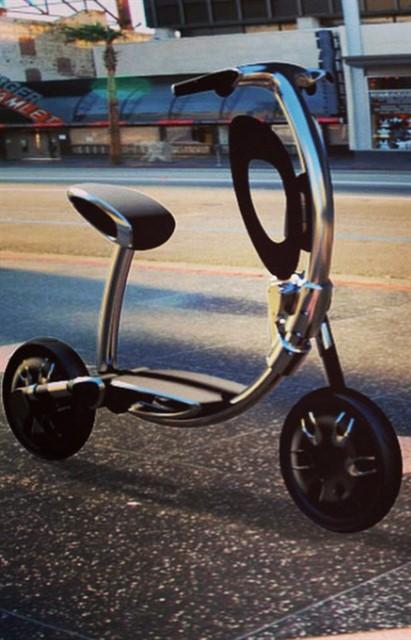 Мини скутер INU-4