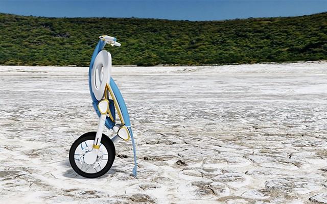 Мини скутер INU-7