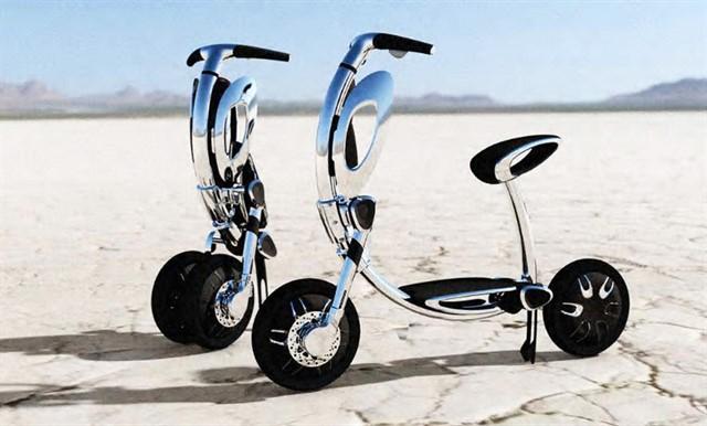 Мини скутер INU-8