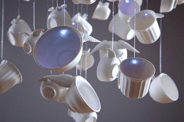 Настольные лампы и бра-10