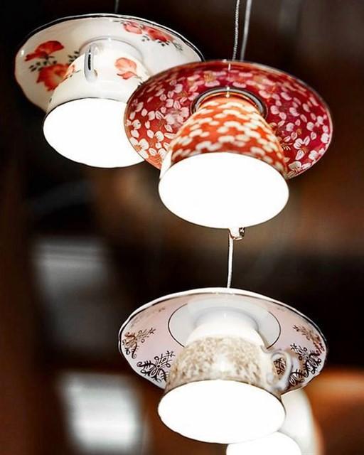 Настольные лампы и бра-7