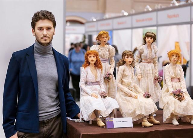 Куклы Michael Zajkov-13