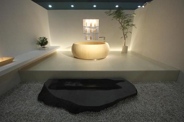 Деревянная ванная-2