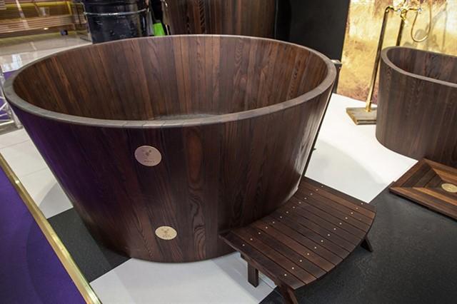 Деревянная ванная-6
