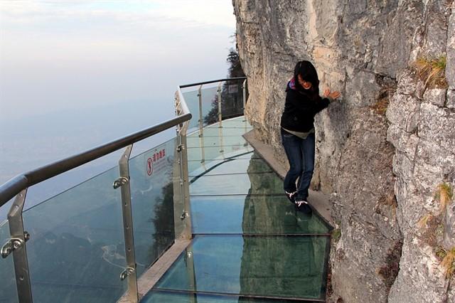 Небесные врата в Китае-15