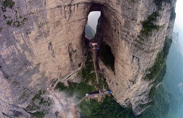 Небесные врата в Китае-3