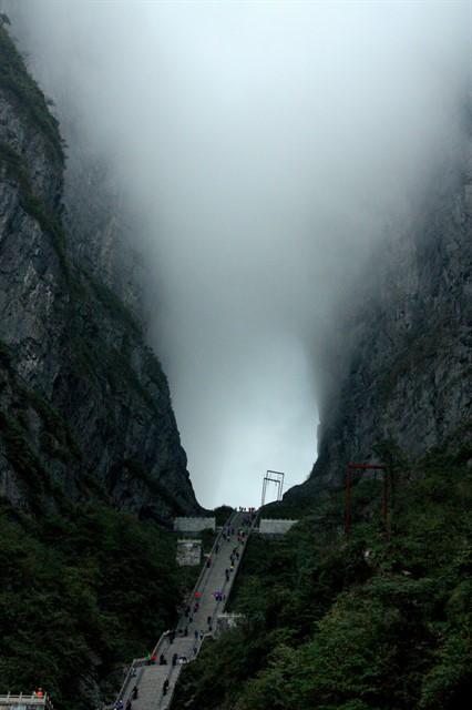 Небесные врата в Китае-4