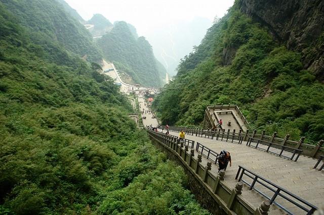 Небесные врата в Китае-5