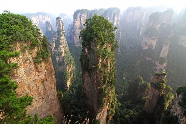 Небесные врата в Китае-7
