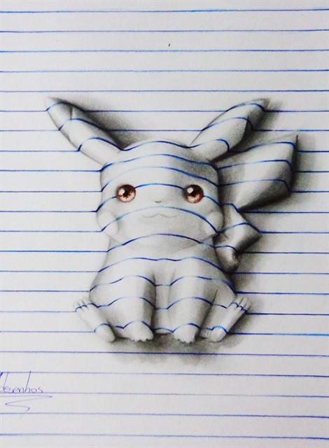3D рисунки от Joao Carvalho-5