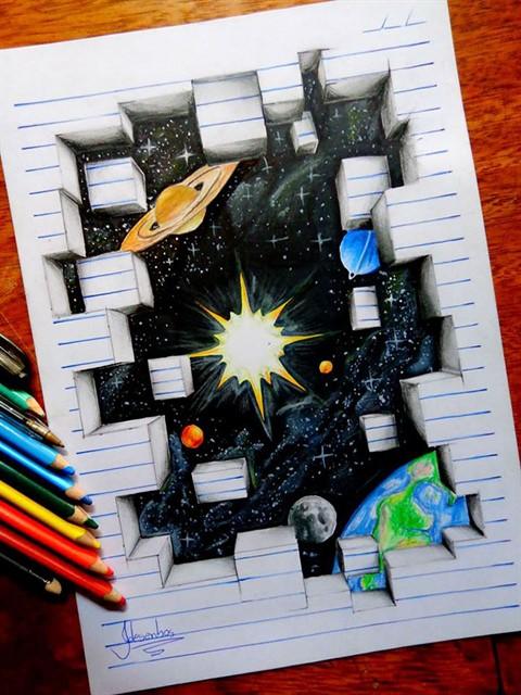 3D рисунки от Joao Carvalho-6