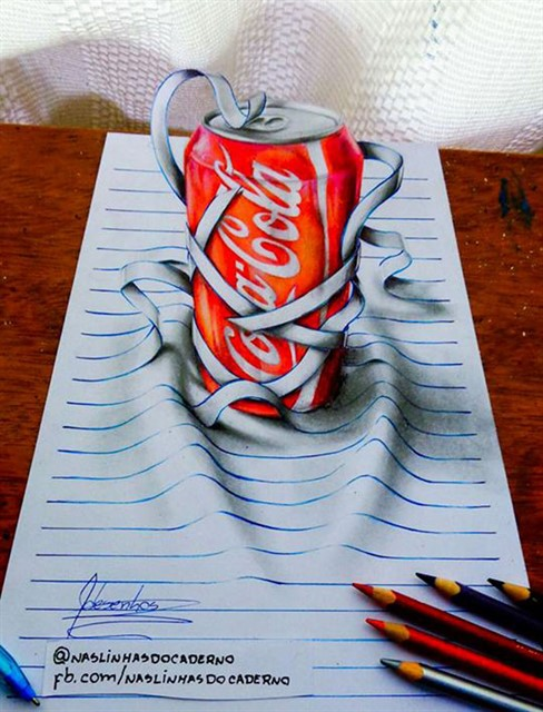 3D рисунки от Joao Carvalho-7