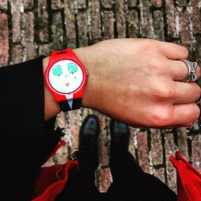 Часы от Swatch-1