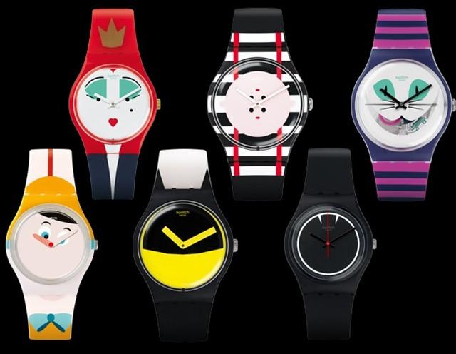 Часы от Swatch-4