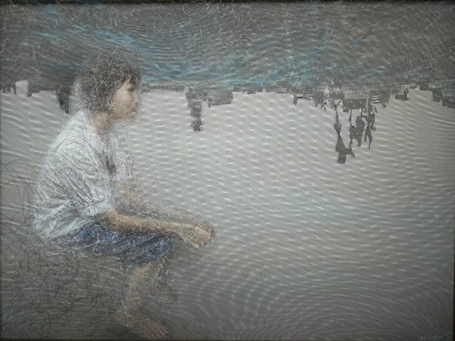 Объемные картины Uttaporn Nimmalaikaew-6