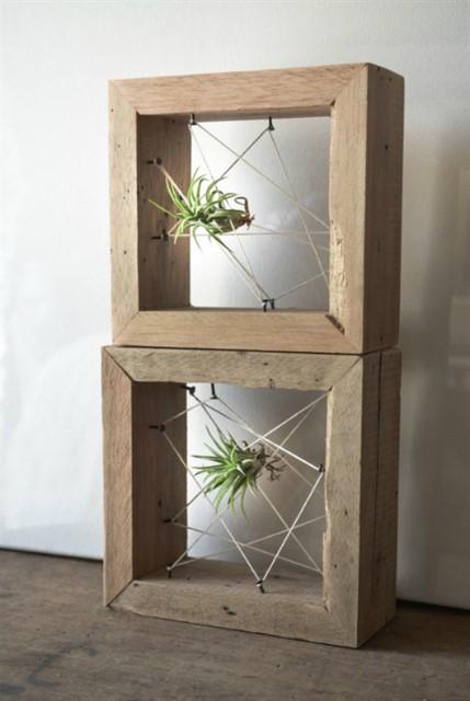 Вертикальные мини сады в квартире-6