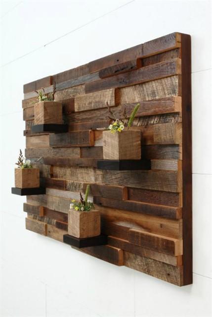 Вертикальные мини сады в квартире-8