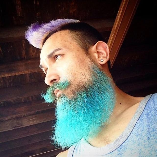 Мужские цветные образы-18
