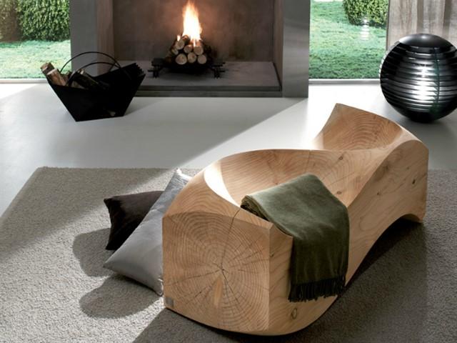 Мебель и аксессуары из дерева-5