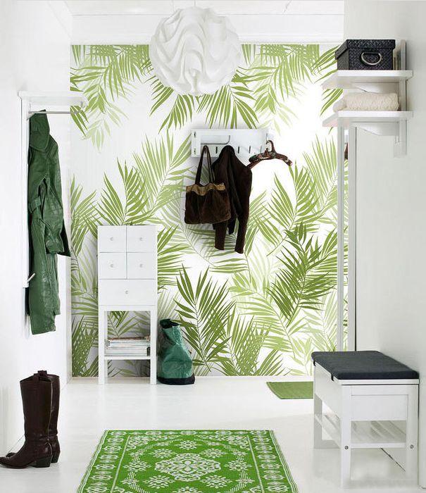 Тропический интерьер в доме-5