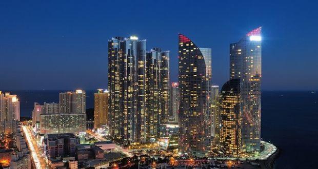 Пусан. Южная Корея