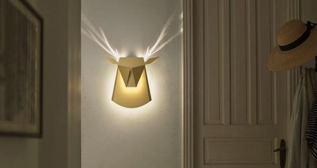 Уникальные настенные светильники от дизайнера Чен Буковски (Chen Bikovski)