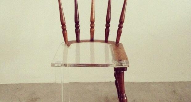Необычная реставрация стульев от Tatiane Freritas