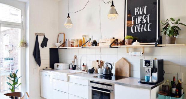 Идеи обустройства интерьера маленькой кухни