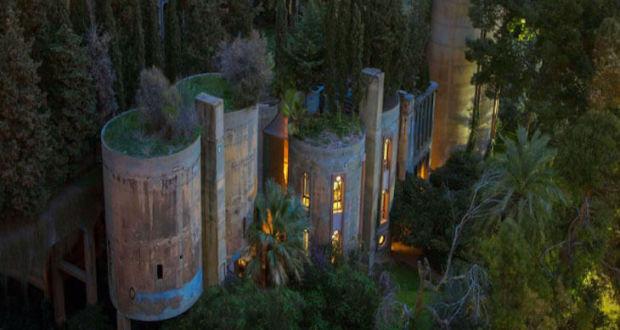 Цементный завод, превращённый в жилой дом Рикардо Бофилл