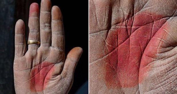 Руки: История Жизни - в проекте Omar Reda